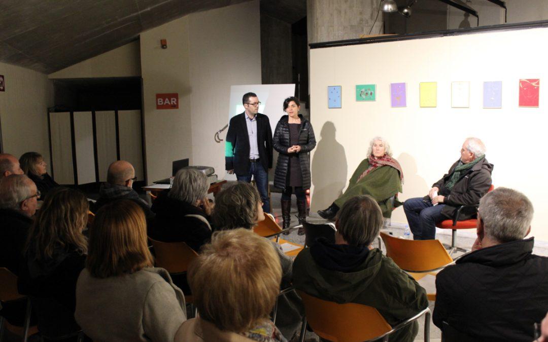 Diàleg d'Art amb Sívlia Gubern