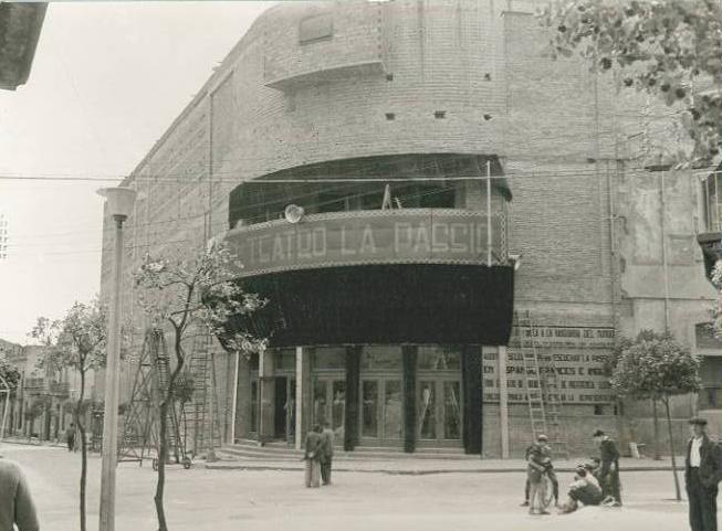 Gran Teatre de La Passió Olesa a mitjan segle XX