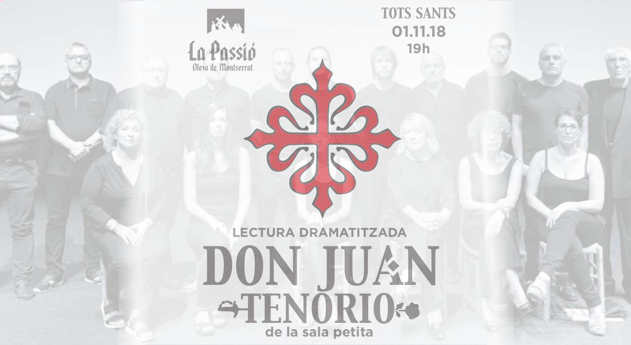 Imatge promocionalDon Juan Tenorio