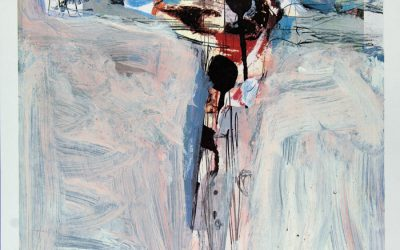 La Passió d'Olesa se suma al condol per la mort Jaume Muxart, autor del cartell 2009