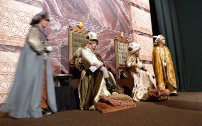 El patge Viu-Viu arriba el 30 de desembre al teatre de La Passió per recollir les cartes