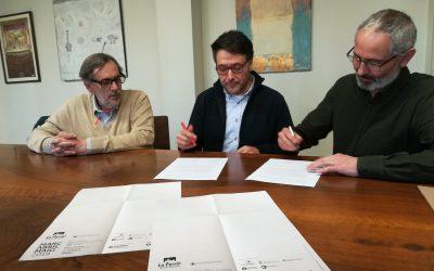 La Passió d'Olesa dona suport als projectes de Càritas a la diòcesi de Sant Feliu