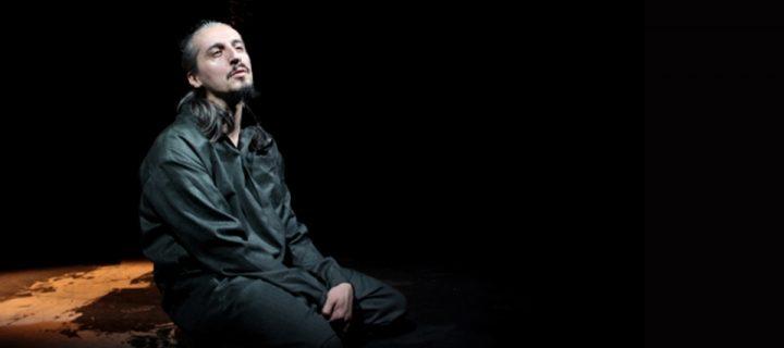 """Ignasi Campmany participa a un col·loqui de l'obra """"Judes traït"""", a l'Escenari Joan Brossa"""