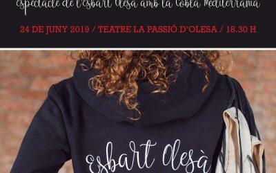 Gaudeix d'Antologia, l'espectacle de l'Esbart Olesà per Sant Joan