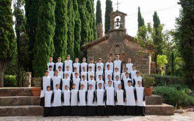 L'Escolania de Montserrat actuarà a La Passió d'Olesa per Nadal