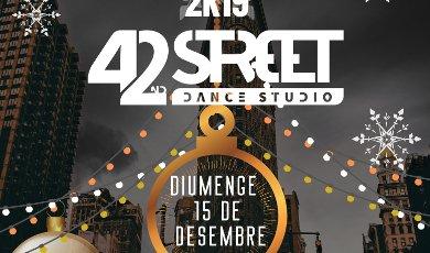 Festival de Nadal solidari de 42nd Street Dance Studio