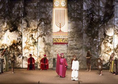Casa de Caifàs, judici a Jesús