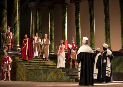 Palau de Pilat a La Passió d'Olesa